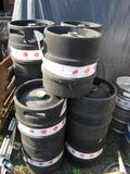 (15) Konig-Brauerei 30 Liter Resin Kegs