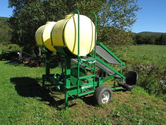 Rain-Flo Model 1600 Series II Water Wheel Transplanter