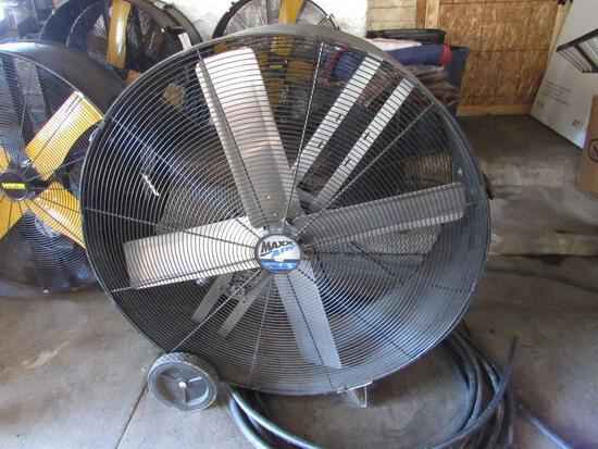 Maxx Air Model BF42BDPETSC Barrel Fan