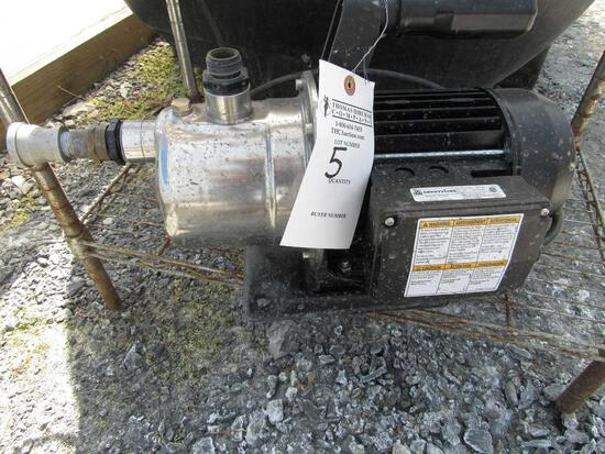 Countyline Model CLSS5 Pump