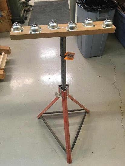 Adjustable Roller Stand