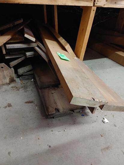 Qty. Dimension Lumber