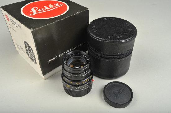 Leitz Summicron-M f2/ 50 mm