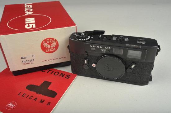 Leica M5 50-Year