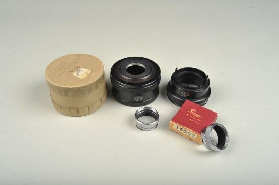 Leica helical focusing mount