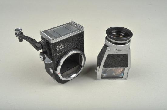 Leica Visoflex II prism finder