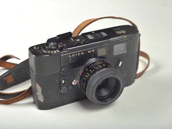 Liliane DeCock Leica M5