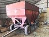 J&M Fertilizer Gravity Box w/ Auger