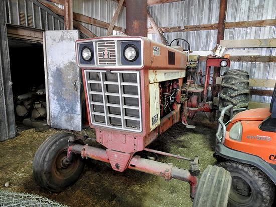 Farmall Int 766 Tractor