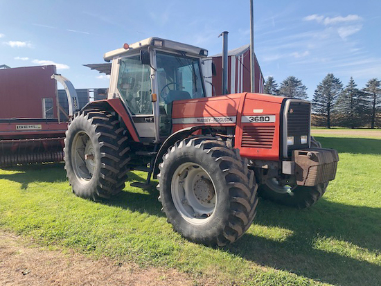 3680 Massey Ferguson Tractor