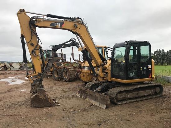 Cat 308E CR Excavator
