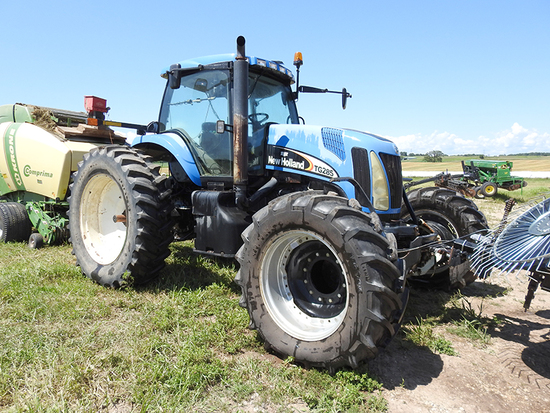 New Holland TG-285 Tractor