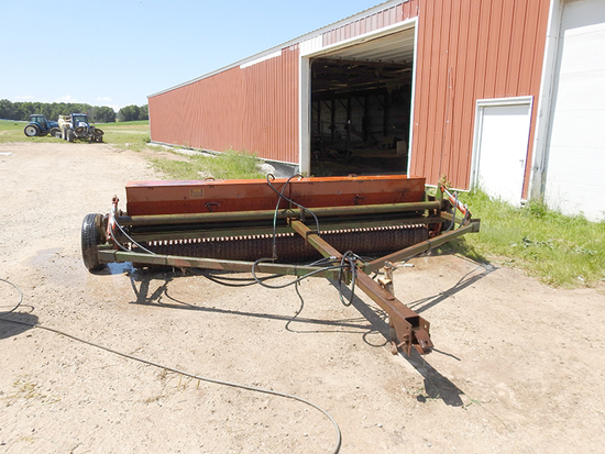 Brillion Sure Stand Seeder