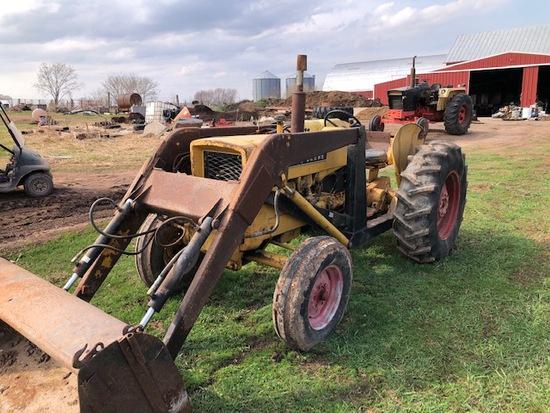 John Deere 440 Industrial Tractor