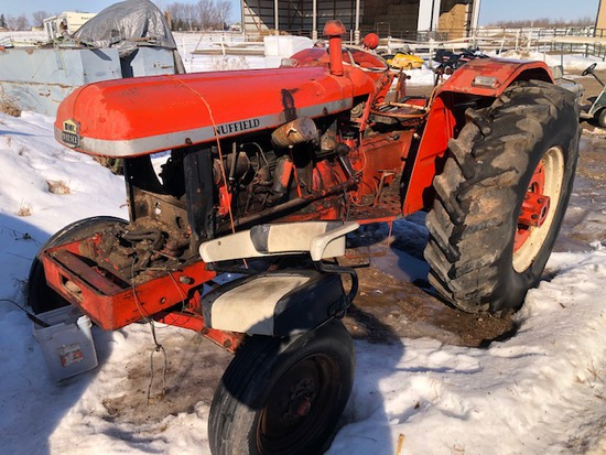 Nuffield 4/65 Tractor -FOR PARTS