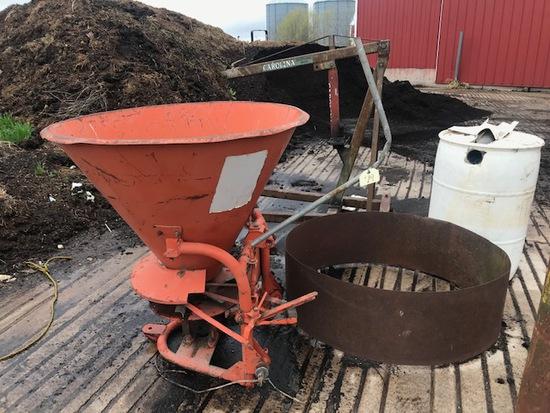 Baltic Cone Seeder/ Fertilizer Spreader