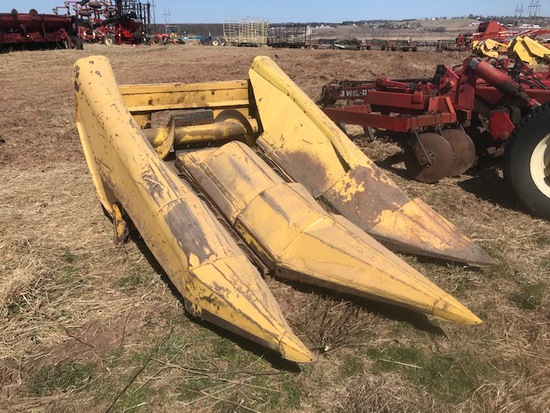 New Holland Sperry 890 Corn Head