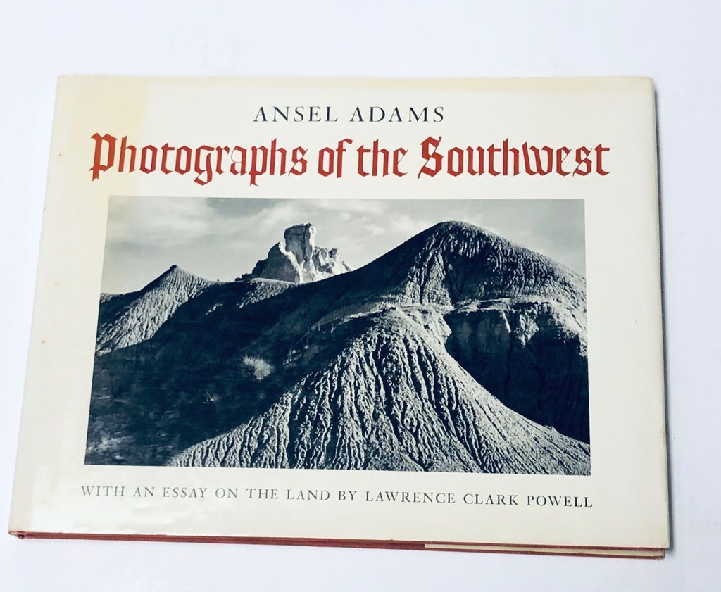ANSEL ADAMS Photographs of the Southwest (1976)
