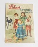 RARE Filene's Department Store (c.1909) CHRISTMAS GREETING Book