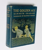 The Golden Age by Kenneth Grahame (1904) with MAXFIELD PARRISH