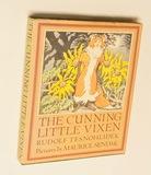 The Cunning Little Vixen by Rudolph Tesnohldek - Children's Illustrated Book