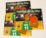 Basketball with Big Baby - THREE SIGNED BOOKS by Glen Big Baby Davis of the CELTICS