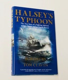 Halsey's Typhoon: The True Story Of A Fighting Admiral, an Epic Storm and an Untold Rescue WW2