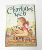 EARLY PRINTING Charlotte's Web by E.B. White