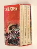 1960's LORD OF THE RINGS Paperback Set by J.R.R. Tolkien