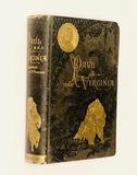 PAUL AND VIRGINIA by Bernard De Saint-Pierre (1879) DECORATIVE BINDING