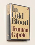 IN COLD BLOOD by Truman Capote (1965) FIRST EDITION - EARLY PRINTING