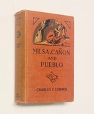 Mesa, Canon and Pueblo Our Wonderland of the Southwest (1925) VERY NICE