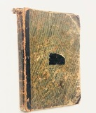 RARE The RURAL REPOSITORY New York Journal (1844-1845) BOUND