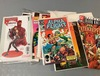LOT of over 20 COMIC BOOKS - Batman - Daredevil - Defenders