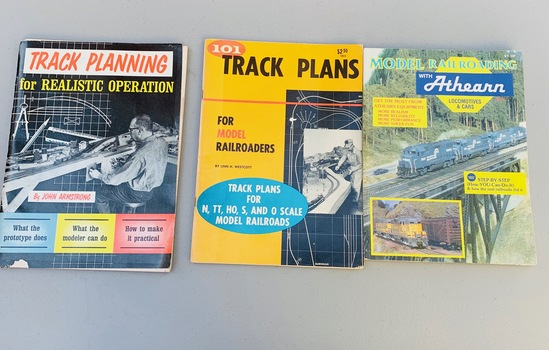 COLLECTION of Model Railroad Magazines