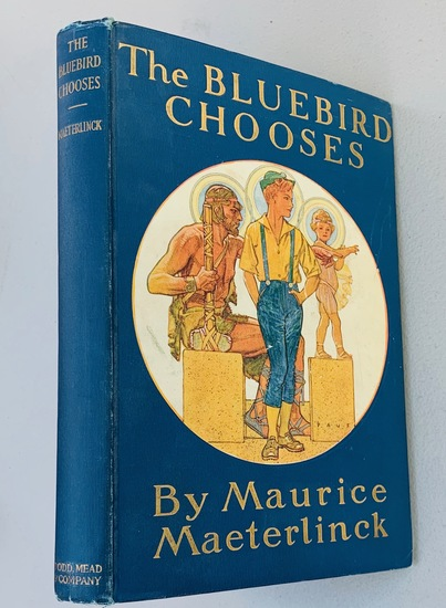 The Bluebird Chooses (1926) Story of Maurice Maeterlinch's Play for Children