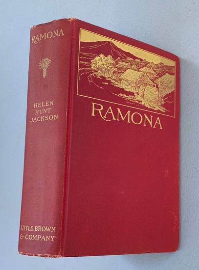 RAMONA A Story by Helen Hunt Jackson (1905) Mexican–American War