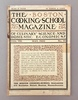 The BOSTON Cooking-School Magazine (1903) Culinary Science Domestic Economics