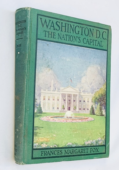 WASHINGTON D.C. The Nations Capital (1930) Romance Adventure Achievement