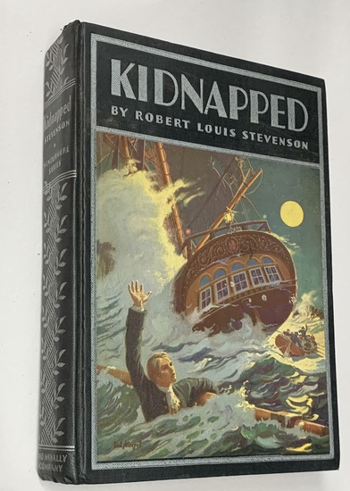 KINDNAPPED by Robert Louis Stevenson (c.1930)