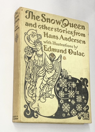 RARE The Snow Queen and Other Stories from Hans Andersen (1912)