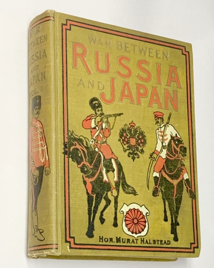 RARE The War Between Russia and Japan (1904)