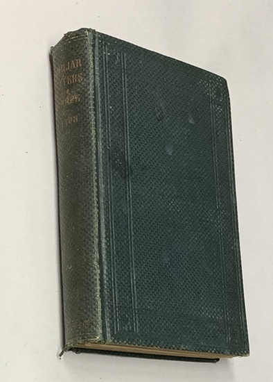 Familiar letters from Europe by Cornelius Conway Felton (1866)