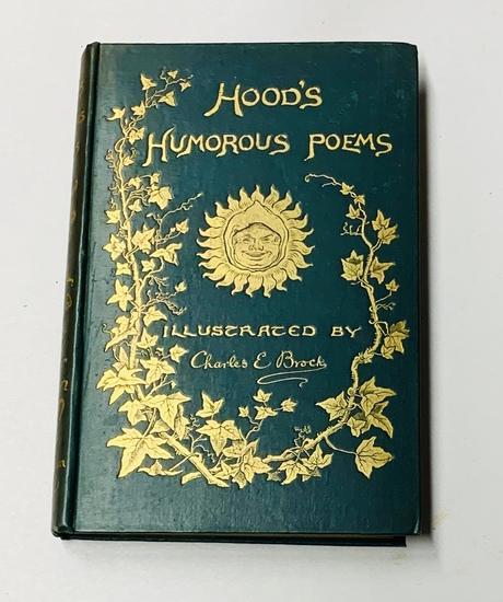 Humorous Poems by Thomas Hood (1893)