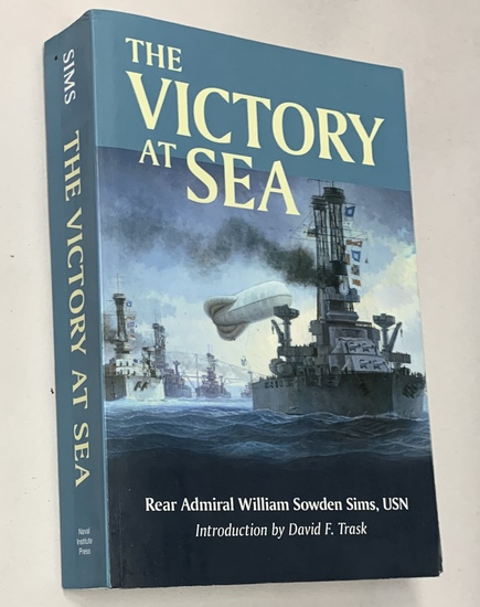The Victory at Sea by David Trask - Winner of the 1921 Pulitzer Prize in History