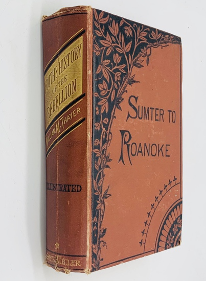RARE From the Bombardment of Fort Sumter to the Capture of Roanoke Island (1864) CIVIL WAR