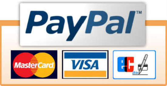 PLEASE TAKE NOTE We accept payment by Paypal only via a PAYPAL INVOICE after auction
