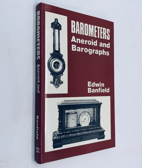 BAROMETERS Anderoid and Barographs by Edwin Banfield