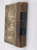 Harper's New Monthly Magazine Bound Volume VI December, 1852, to May, 1853