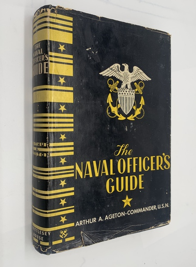 The NAVAL OFFICER'S GUIDE (1946)